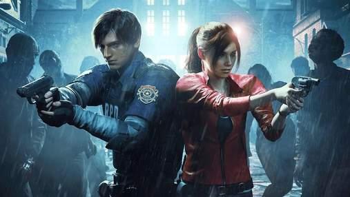 Sony Pictures закінчила зйомки фільму по відеогрі Resident Evil: коли прем'єра