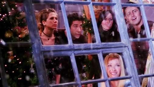 """Від """"Друзів"""" до """"Чорного дзеркала"""": 7 популярних серіалів, в яких є різдвяні епізоди"""