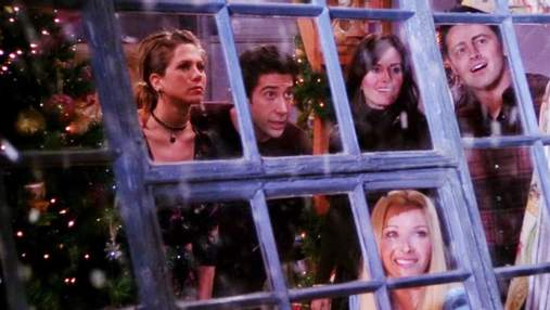 """От """"Друзей"""" до """"Черного зеркала"""": 7 популярных сериалов, в которых есть рождественские эпизоды"""