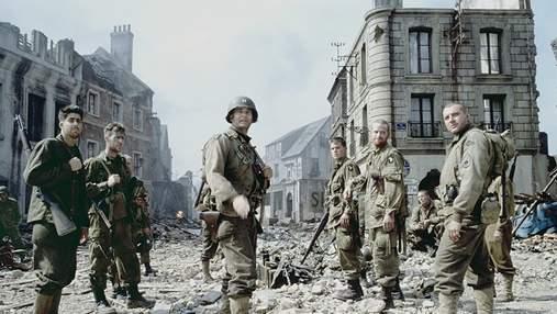 Ніколи знову: добірка фільмів  про Другу світову війну