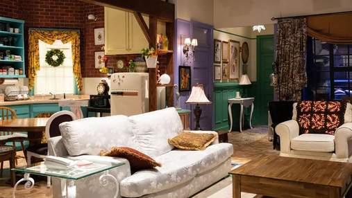 """В гостях у """"Друзей"""": в Нью-Йорке можно будет переночевать в """"квартире"""" Моники и Рейчел"""
