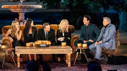 """Ніколи такого не було: спецепізод серіалу """"Друзі"""" приніс рекордні перегляди Oll.tv"""