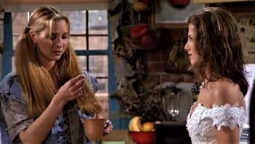 """Фанати """"Друзів"""" знайшли кіноляп у першому епізоді серіалу: як цього не помічали раніше –  відео"""