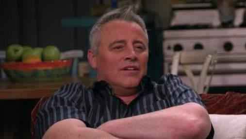 """Метт Леблан став мемом після спецепізоду """"Друзів"""": найсмішніші варіанти"""