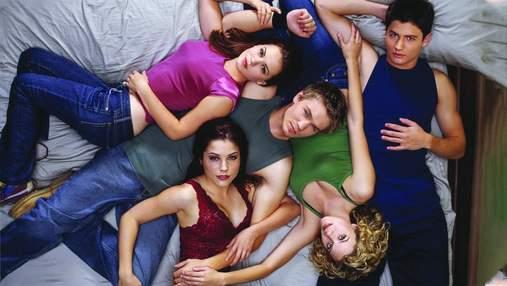 """""""Мятежный путь"""" или """"Школа выживания"""": культовые сериалы 2000-х, от которых все были без ума"""