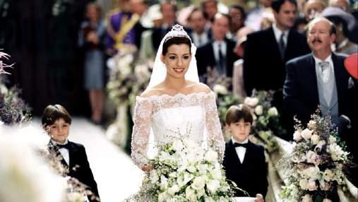 Хочу сукню, як у кінозірки: добірка культових весільних суконь з фільмів