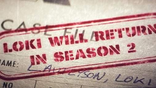 """Сюрприз от Marvel: """"Локи"""" официально продлили на второй сезон"""