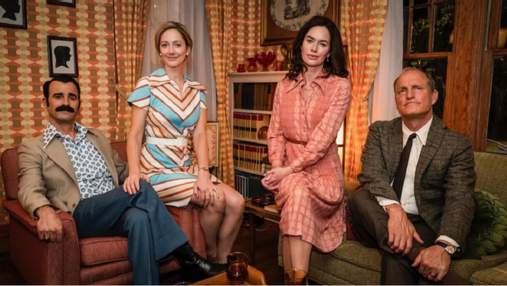 """Вуди Харрельсон и Лина Хиди в сериале HBO """"Сантехники Белого дома"""": первые кадры"""