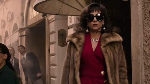"""Леди Гага жаждет мести в украинском трейлере """"Дом Гуччи"""" – криминальный кинохит 2021 года"""