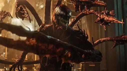 """У новому трейлері """"Веном 2: Карнаж"""" Том Гарді продовжує епічну боротьбу з Вуді Гаррельсоном"""