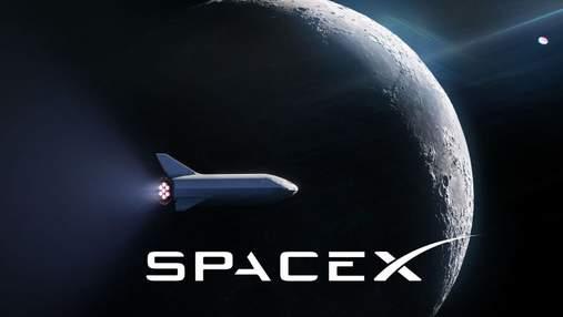 Netflix готує документальний серіал про першу комерційну місію SpaceX