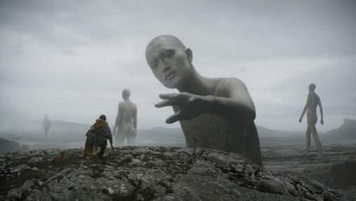 """""""Легенда про Зеленого лицаря"""": як створили містичний візуальний ефект з жінками-гігантами"""