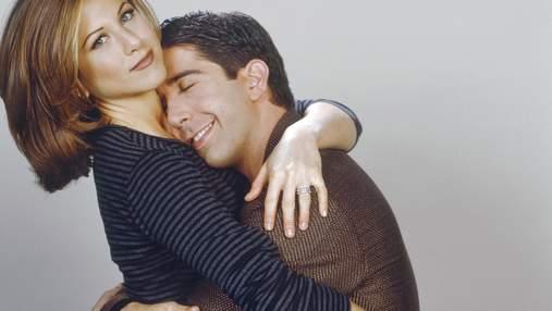 Девід Швіммер відреагував на чутки про романтичні стосунки з Дженніфер Еністон