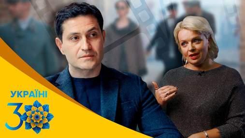 Лучшие украинские актеры времен Независимости, которые впечатляют экранной игрой