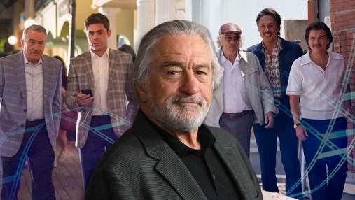 6 яскравих ролей Роберта де Ніро: огляд сучасних фільмів до Дня народження актора