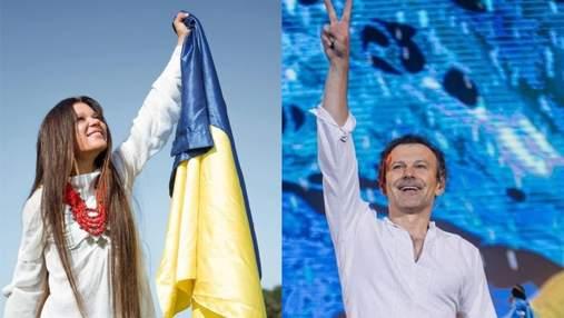 Підсумки тижня: пишне святкування Дня Незалежності, батьківство Вакарчука та відбір на Оскар