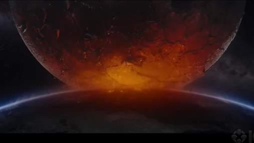 """Хэлли Берри спасает Землю от катастрофы в трейлере фильма """"Падение Луны"""""""