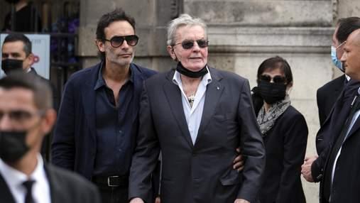 """Легенди згасають: як зараз виглядають красені """"золотого"""" Голлівуду – Ален Делон та П'єр Рішар"""