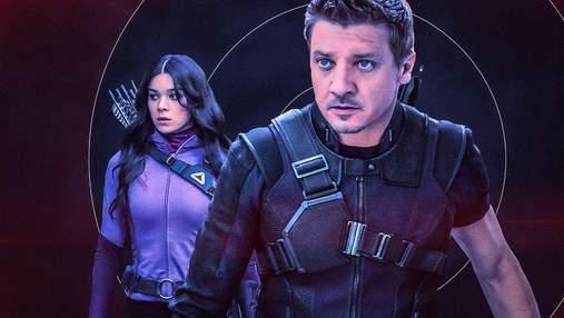 """Marvel показала первый трейлер сериала """"Соколиный глаз"""": чем поразило видео"""