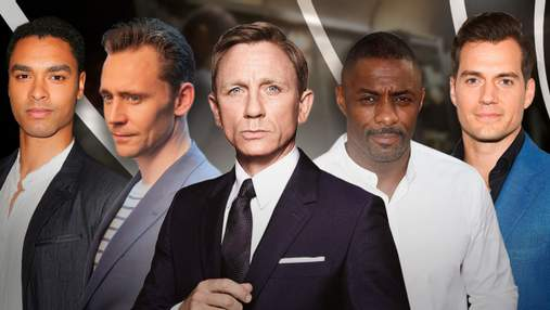 """Нова ера """"бондіани"""": 14 акторів, які могли б зіграти наступного Джеймса Бонда"""