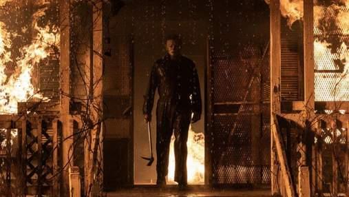 """Персонажные постеры и трейлер """"Хэллоуин убивает"""" шокировали зрителей: что известно о ленте"""