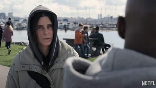 """Історія Сандри Буллок після 20 років тюрми у трейлері драми """"Непрощена"""": глядачі вражені"""